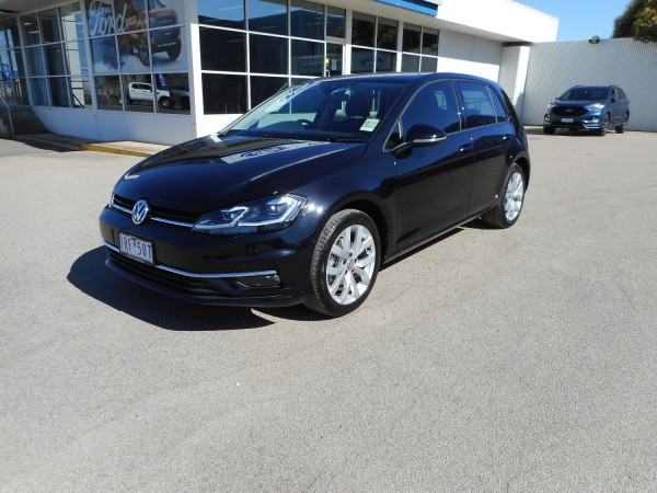 2019 MY19.5 Volkswagen Golf Hatchback