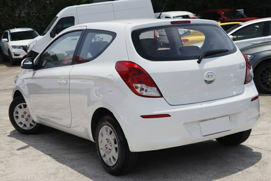 2013 MY14 Hyundai i20 PB MY14 Active Hatchback