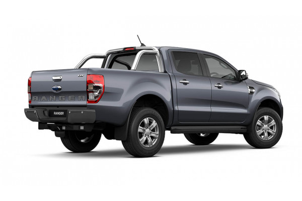 2021 MY21.75 Ford Ranger PX MkIII XLT Hi-Rider Double Cab Utility Image 4