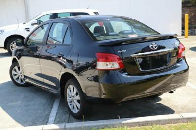 2008 Toyota Yaris NCP93R YRX Sedan Image 4