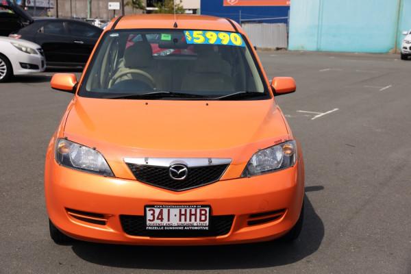 2003 Mazda 2 DY10Y1 Maxx Hatchback
