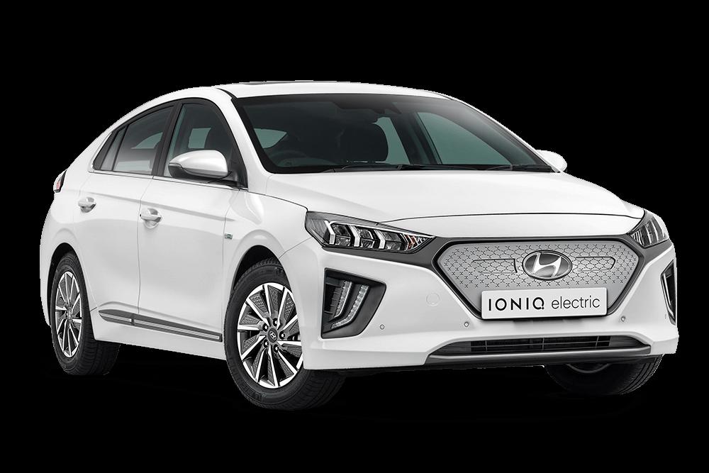 2020 Hyundai IONIQ AE.3 Electric Premium Hatchback