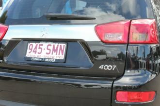 2011 Peugeot 4007 ST DCS Auto HDi Wagon Image 5