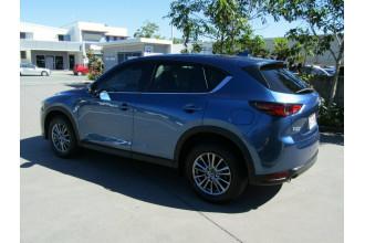 2017 Mazda CX-5 KF4W2A Touring SKYACTIV-Drive i-ACTIV AWD Suv Image 5