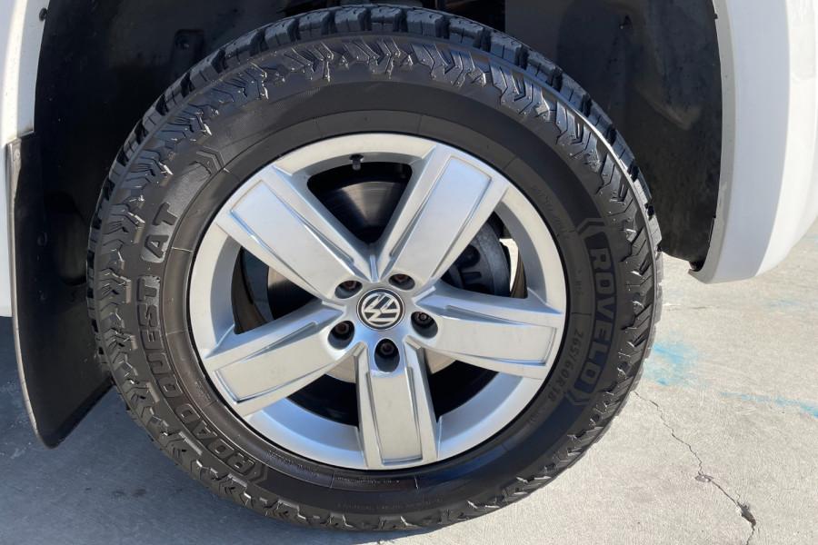 2018 Volkswagen Amarok 2H  TDI550 Sportline Utility Image 7