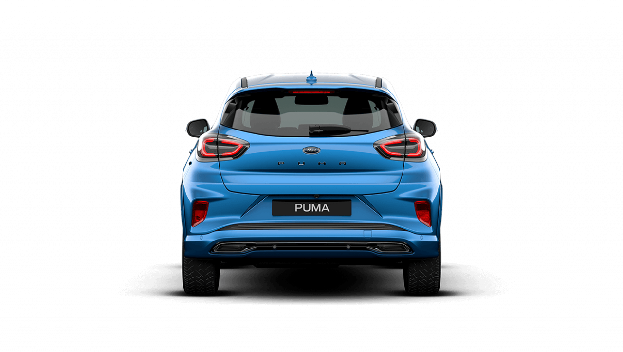 2021 MY21.25 (under construction) Ford Puma JK ST-Line V Suv Image 4