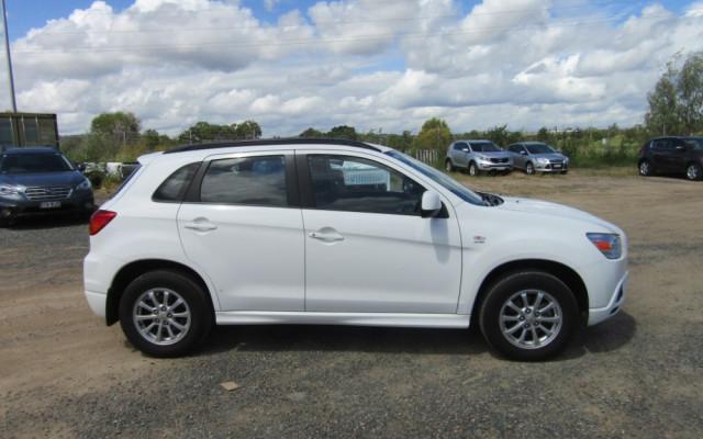 2011 MY12 Mitsubishi ASX XA MY12 Suv Image 3