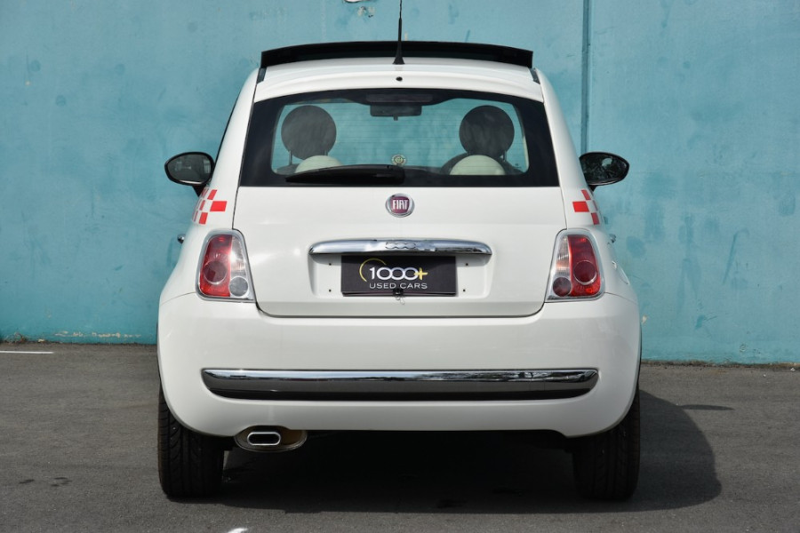 2008 Fiat 500 Vehicle Description.  1 Pop Hatchback 3dr Man 6sp 1.4i Pop Hatchback Image 4