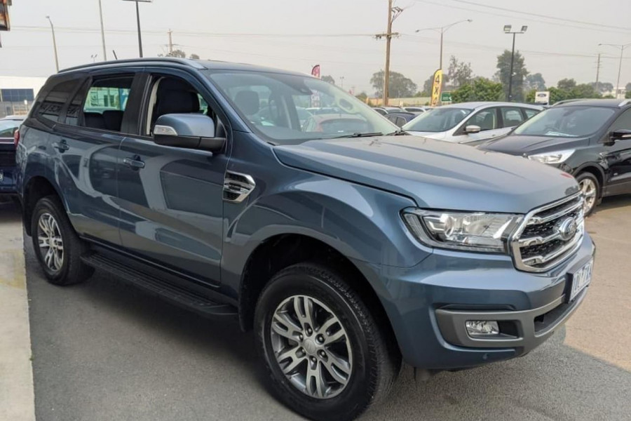 2019 Ford Everest UA II 2019.00MY TREND Suv