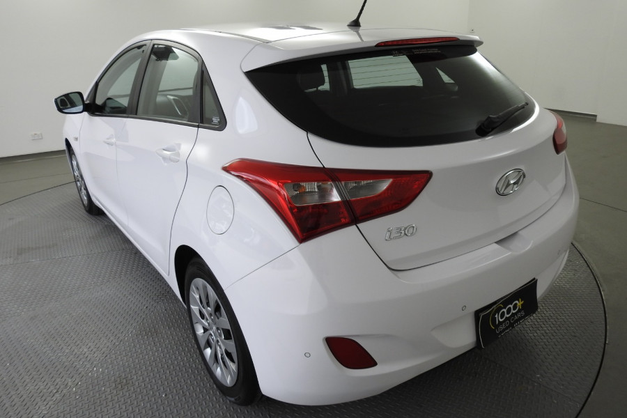 2014 Hyundai I30 GD2 Active Hatch