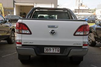 2019 Mazda BT-50 UR 4x4 3.2L Dual Cab Pickup GT Utility Image 4