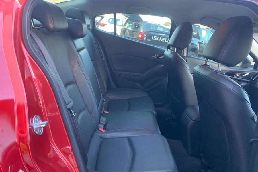 2015 Mazda 3 BM Series SP25 GT Sedan Sedan Image 25