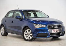 Audi A1 Sportback 1.4 Tfsi Attraction Audi A1 Sportback 1.4 Tfsi Attraction Auto