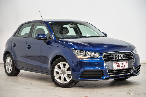 Audi A1 Sportback 1.4 Tfsi Attraction Audi A1 Sportback 1.4 Tfsi Attraction Auto