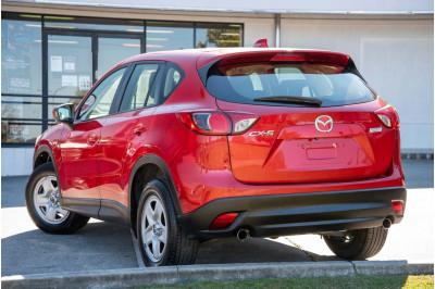 2014 Mazda CX-5 KE Series MY14 Maxx Suv Image 2