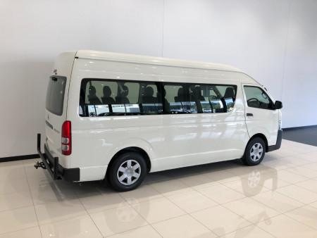 2017 Toyota Hiace KDH223R Turbo Commuter Minit bus Image 4