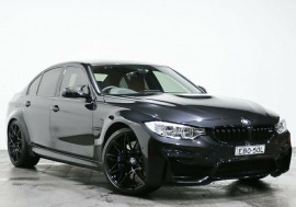 BMW M3 Competition M-DCT F80 LCI