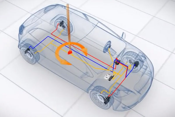 Steed Dual Cab Petrol Bosch ESP
