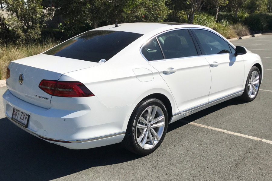 2017 Volkswagen Passat 3C (B8)  140TDI Highline Sedan