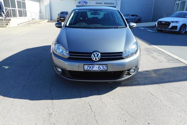 2012 MY13 Volkswagen Golf VI  118TSI Comfrtline HBK DSG 7sp 1.4T Hatchback Image 3