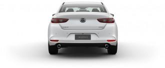 2020 Mazda 3 BP G20 Pure Sedan Sedan image 15