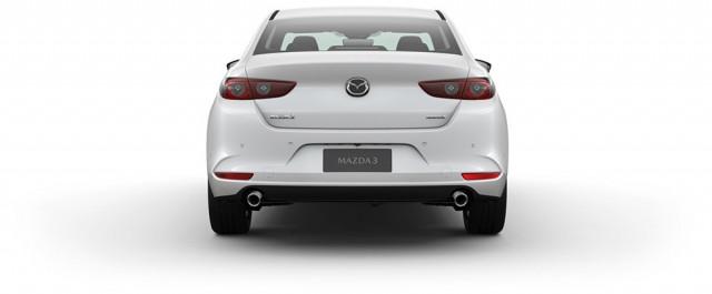 2020 Mazda 3 BP G20 Pure Sedan Sedan Mobile Image 15