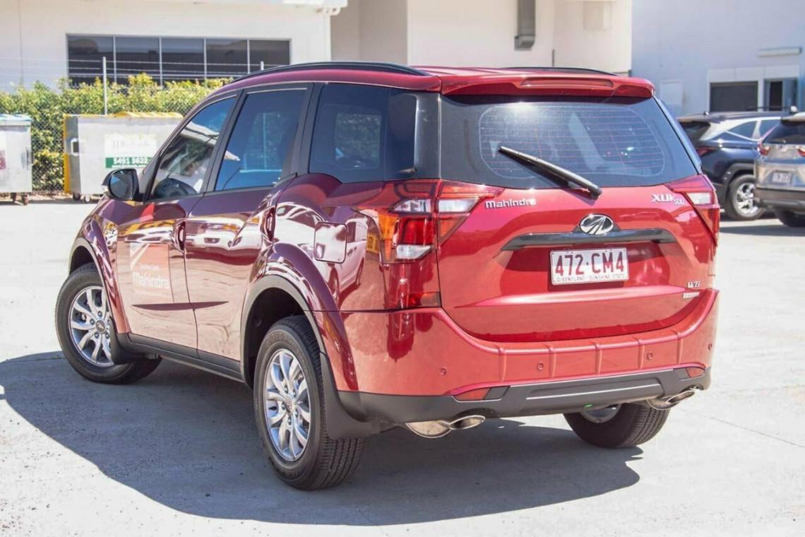 2021 MY19 Mahindra XUV500 MY19 W6 Suv