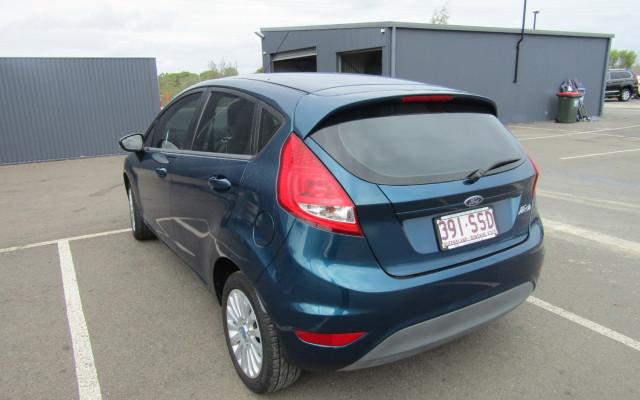 2012 Ford Fiesta WT LX Sedan Image 5