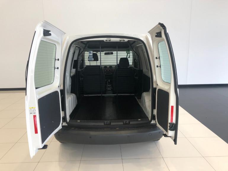 2014 Volkswagen Caddy 2KN Turbo TDI250 Van Image 13