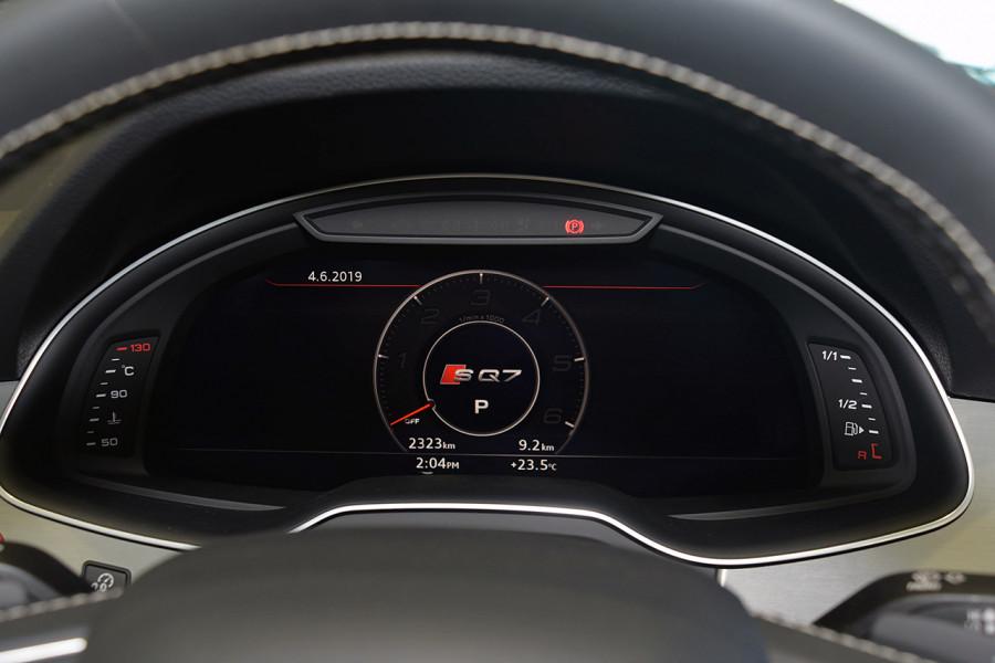 2019 Audi Q7 S 4.0L TDI V8 Quattro Tiptronic 320kW Suv Mobile Image 16