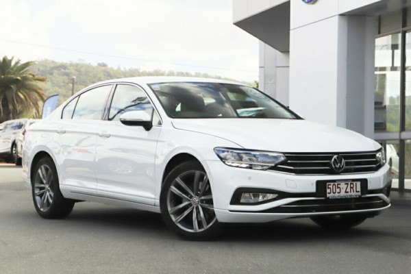 2020 Volkswagen Passat B8 140 TSI Business Sedan