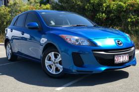 Mazda 3 Hatchback BL