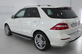 2014 Mercedes-Benz Ml400 W166 ML400 Wagon Image 4
