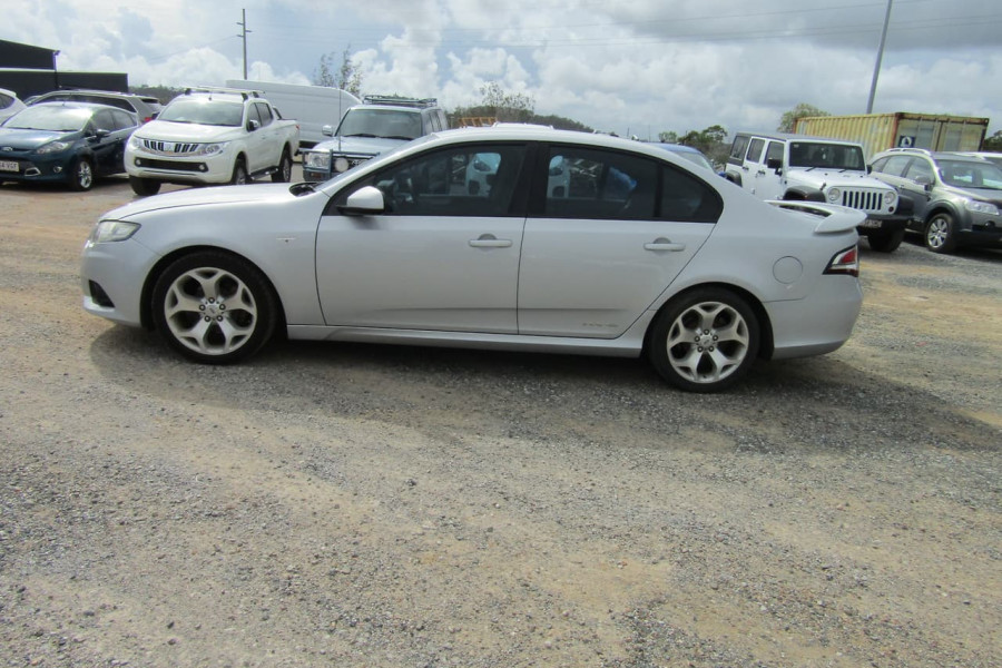 2012 Ford Falcon FG MKII XR6 Sedan