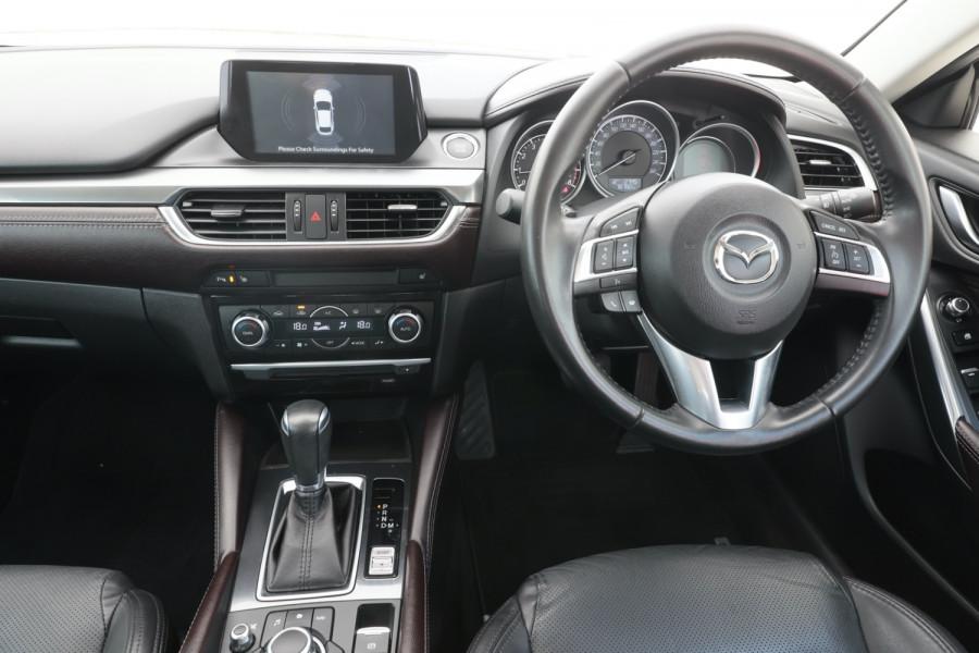2016 Mazda 6 GJ1032 GT Sedan Image 9