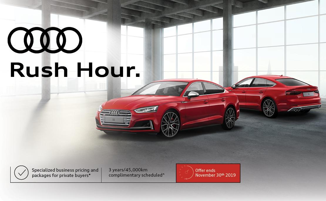 Audi Rush Hour