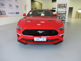 2018 Ford Mustang FN 2018MY GT Coupe