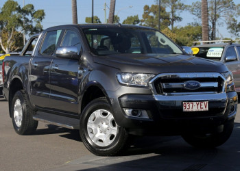 Ford Ranger XLT Double Cab PX MkII