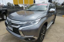 Mitsubishi Pajero Sport Exceed QE