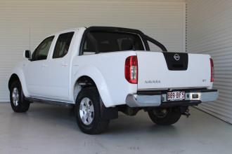 2010 Nissan Navara D40 ST Utility Image 5