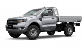 2020 MY20.75 Ford Ranger PX MkIII XL Hi-Rider Single Cab Chassis Utility image 8