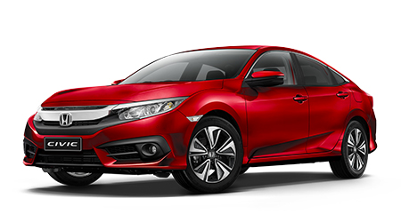 2018 Honda Civic Sedan 10th Gen VTi-L Sedan