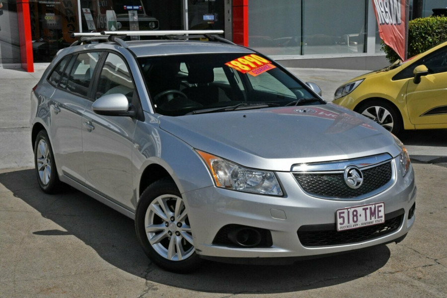2013 Holden Cruze JH Series II CD Sportwagon Wagon
