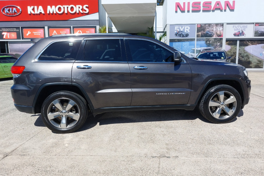 2015 Jeep Grand Cherokee Limited Image 4