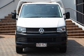 2018 Volkswagen Transporter T6 MY18 TDI340 Cab chassis Image 2