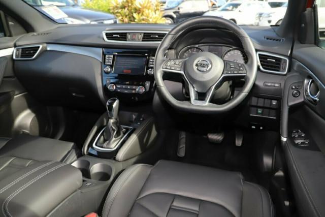 2018 Nissan Qashqai J11 Series 2 Ti X-tronic Suv Image 11