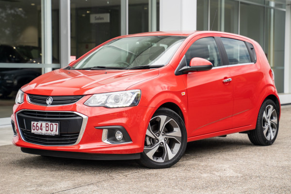 Holden Barina LT TM