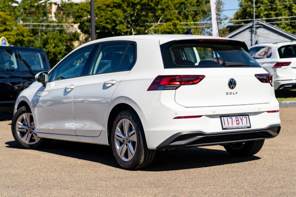2021 Volkswagen Golf 8 1.4L T/P 8Spd Auto Hatchback Image 2