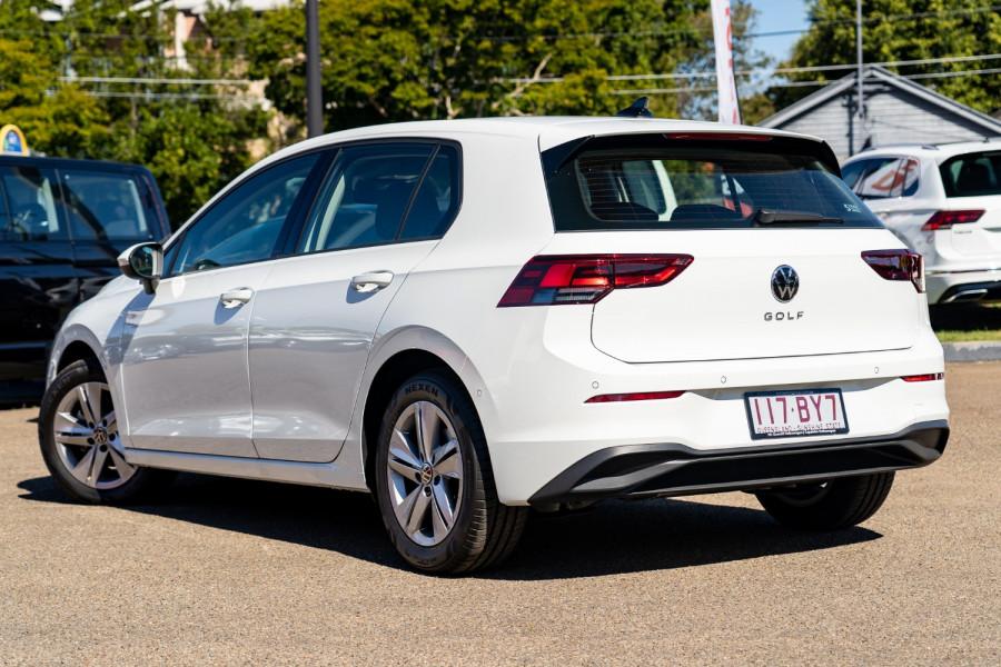 2021 Volkswagen Golf 8 1.4L T/P 8Spd Auto Hatchback