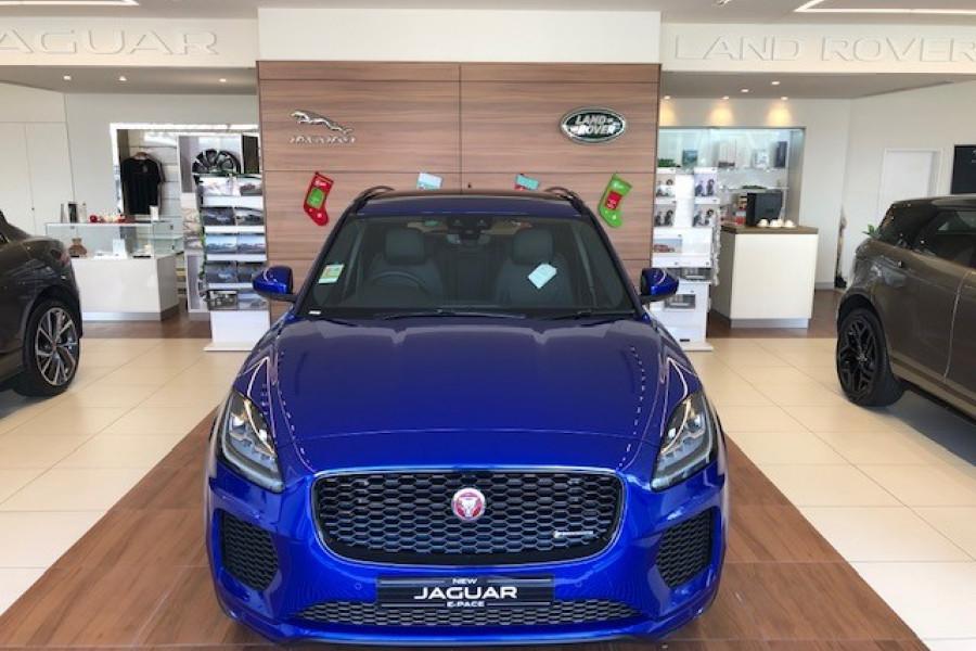 2019 MY20 Jaguar E-PACE Suv